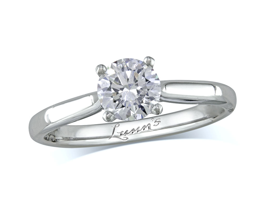 contemporary designer crownring jewellery engagement diamond rings