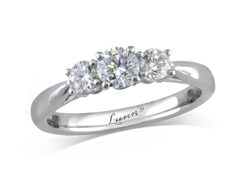 Click here to view beautiful engagement rings - ID#1350140609 - in stock at Queens Arcade, Belfast today