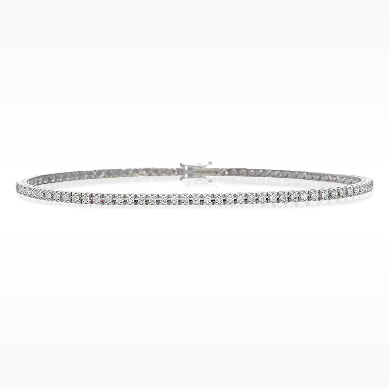 A 1.00ct total, Bracelet, Eternal Bracelet86D, Eternal. You can buy online or reserve online and view in store at Lunn