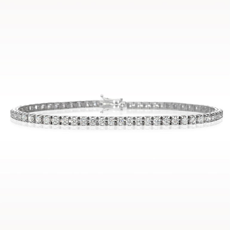 A 3.00ct total, Bracelet, Eternal Bracelet62D, Eternal. You can buy online or reserve online and view in store at Lunn