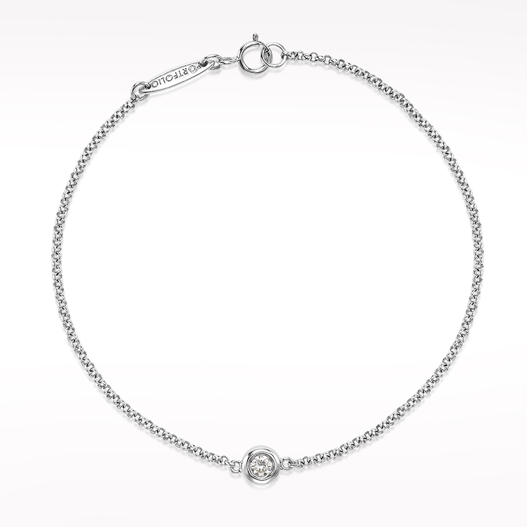 A 0.09ct, Brilliant, Love Diamonds Bracelet 1d, Love Diamonds. You can buy online or reserve online and view in store at Lunn