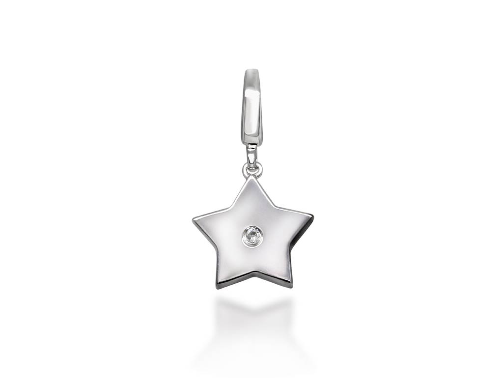A 0.03ct, Charms, Love Diamonds       Star, Charms. You can buy online or reserve online and view in store at Lunn