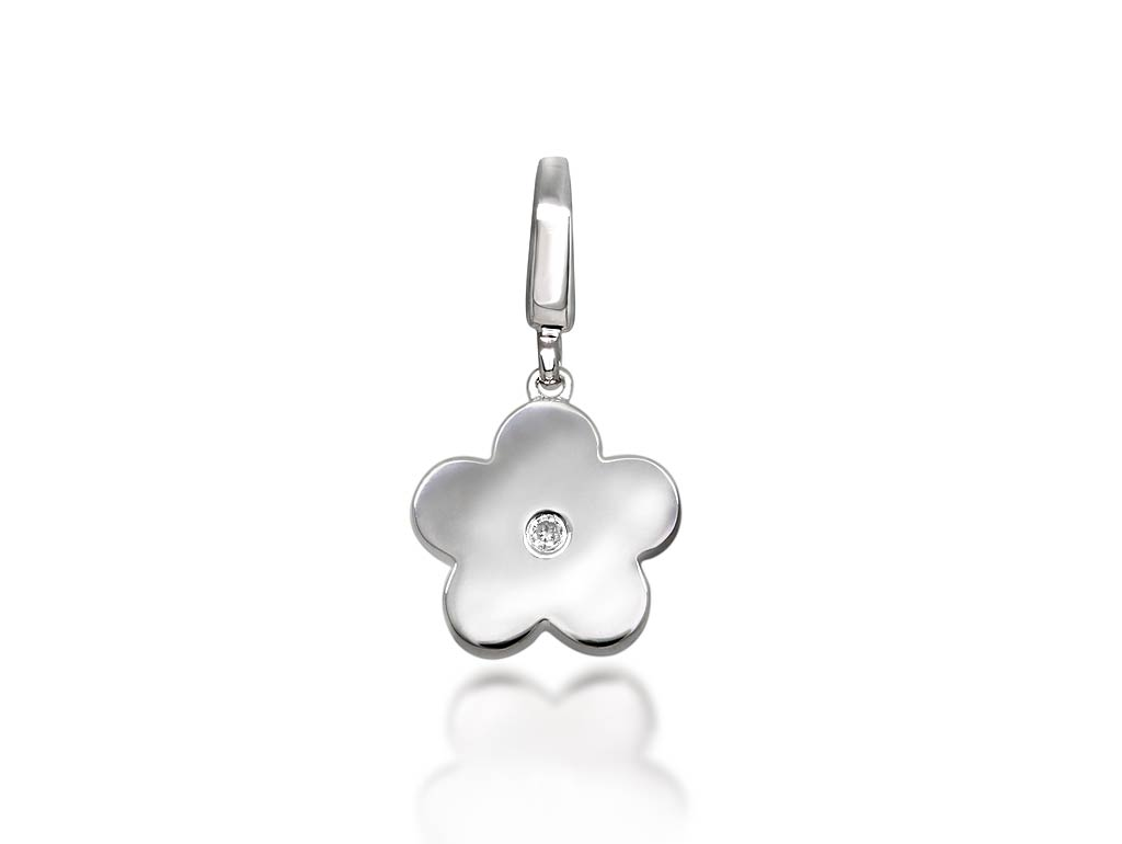 A 0.03ct, Charms, Love Diamonds     Flower, Charms. You can buy online or reserve online and view in store at Lunn