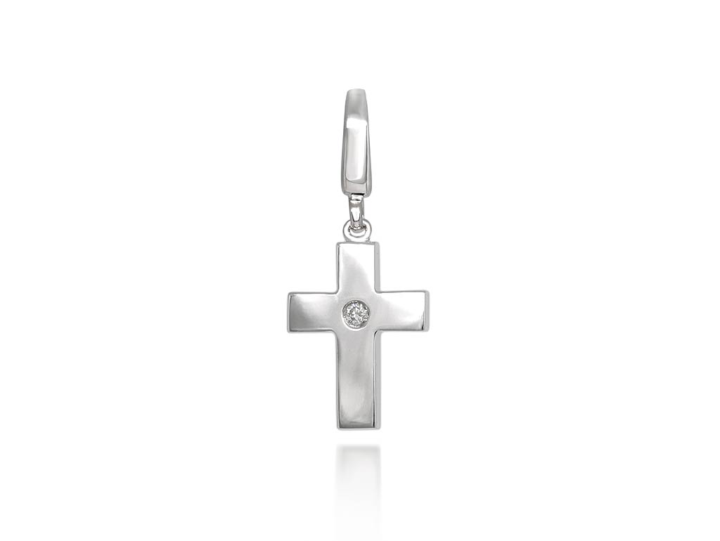 A 0.04ct, Charms, Love Diamonds      Cross, Charms. You can buy online or reserve online and view in store at Lunn