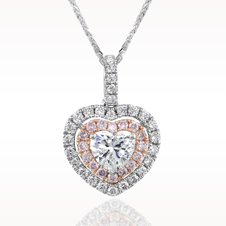 A 0.75ct centre, Necklace, Embrace Necklace 1290030071, Embrace. You can buy online or reserve online and view in store at Lunn
