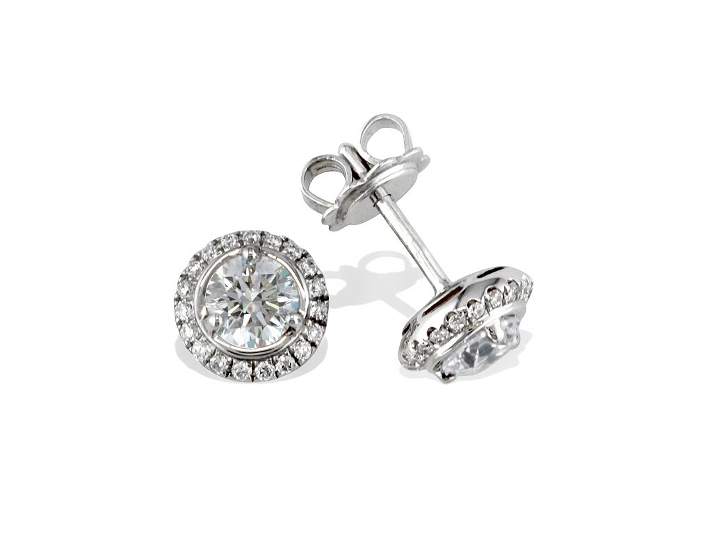 A 0.93ct total centre stones, Earrings, Embrace Earrings 1280010086, Embrace. You can buy online or reserve online and view in store at Lunn