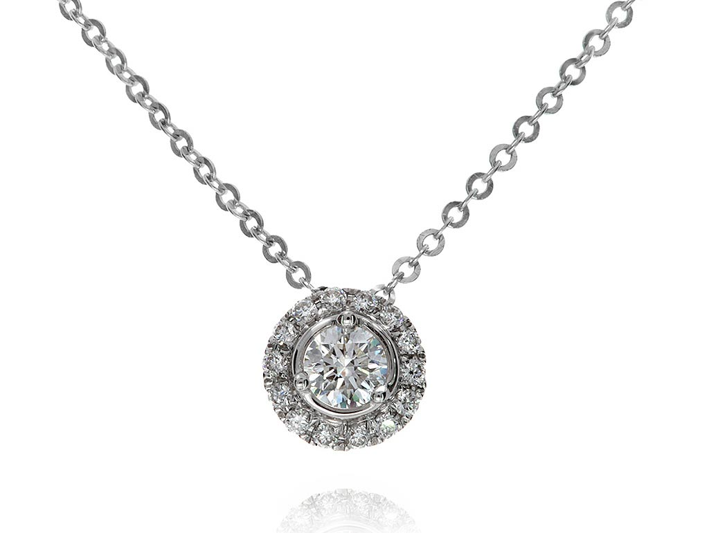 A 0.13ct centre, Necklace, Embrace Necklace 1290020088, Embrace. You can buy online or reserve online and view in store at Lunn
