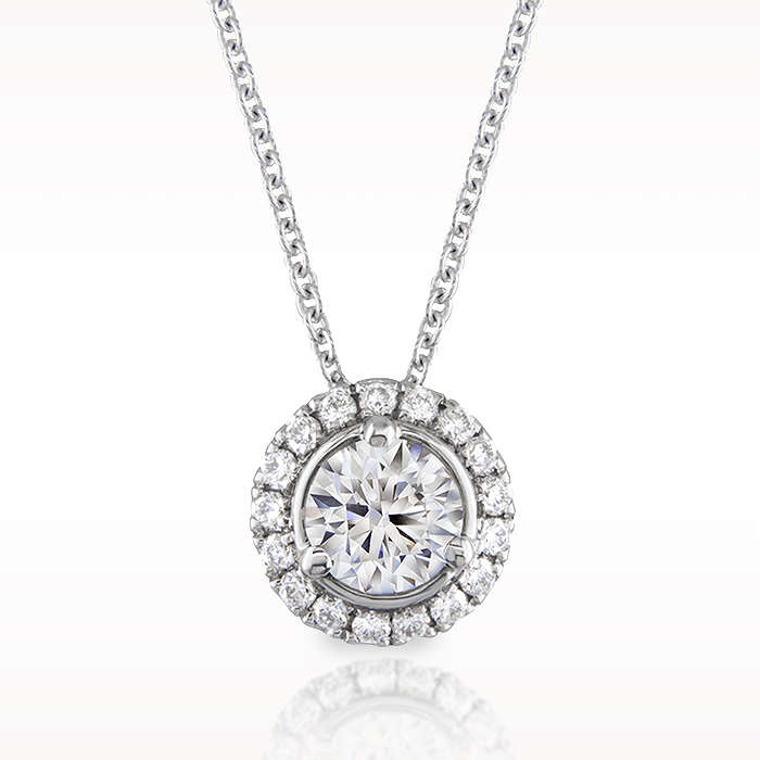 A 0.40ct centre, Necklace, Embrace Necklace 1290040048, Embrace. You can buy online or reserve online and view in store at Lunn