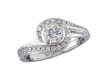 Click here to view this diamond ring - ID#2872130016 - in stock at Queens Arcade, Belfast today