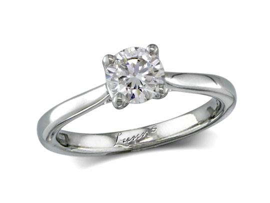 that promise her make diamond will wedding rings real engagement smile