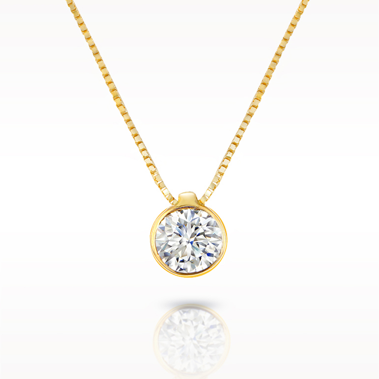A 0.20ct, Necklace, Solitaire Necklace 1230010018, Solitaires. You can buy online or reserve online and view in store at Lunn