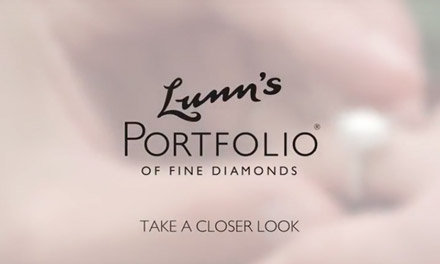 The new Portfolio Of Fine Diamonds TV Ad